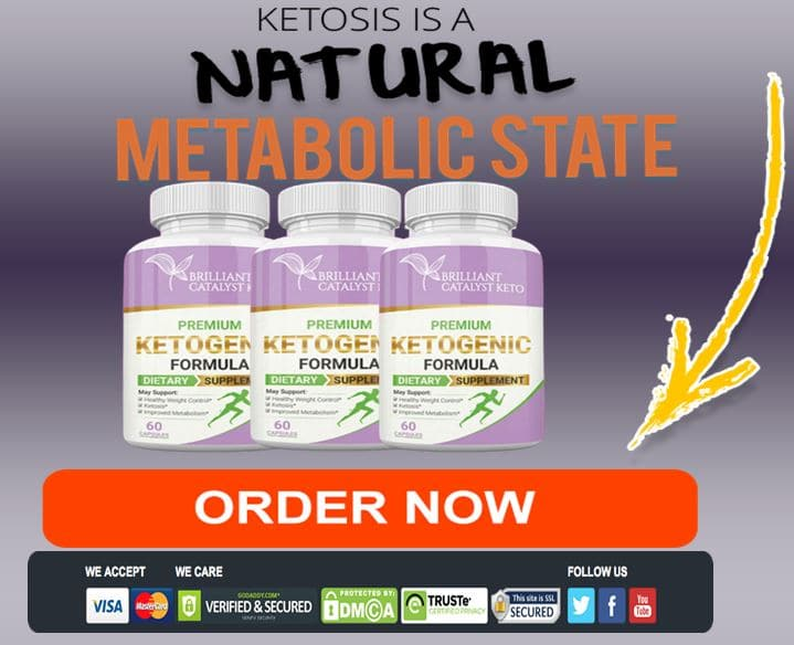 Brilliant Catalyst Keto