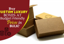 The Luxury Boxes can set your unique brand identity and differentiate your products from other products