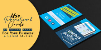 Customized Promotional Cards