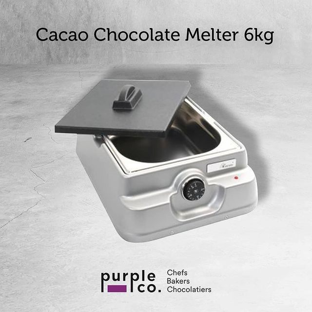 chocolate melting machine