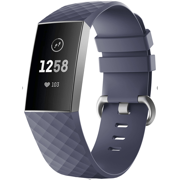 Fitbit Charge 3 Straps NZ