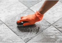Grout Deep Cleaning Services
