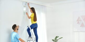 CURTAINS FIXING DUBAI
