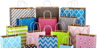 Creative paper gift bags- Best gift wrapping solution