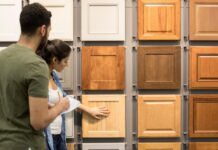 9 tips to design a modern kitchen using cabinets