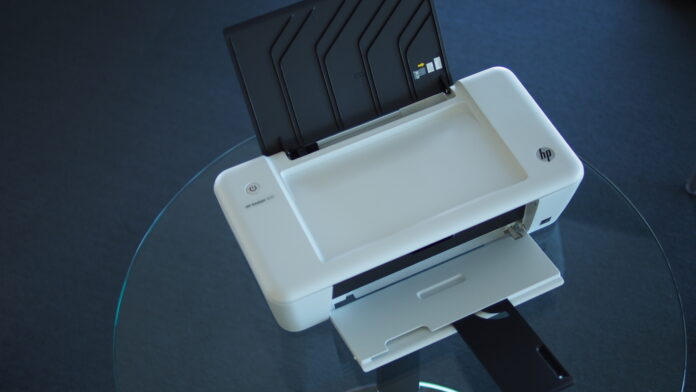 how to connect my hp 2540 wireless printer