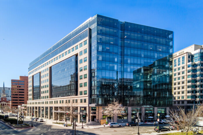 Commercial Window Shield has been hired by HITT for a decorative window film installation project in the nation's capital.