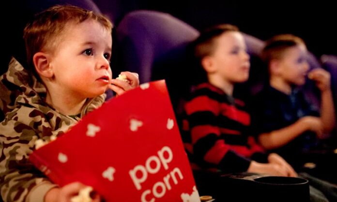 What You Should Know Before Taking Your Kids To A Movie Grill