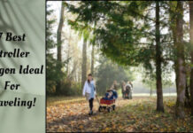 5 best stroller wagon ideal for traveling! Think twice before you buy